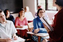 Lehrer brauchen pädagogische Kompetenzen.