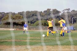 Im Fußballsport wird nicht nur auf dem Spielfeld gearbeitet.