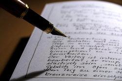 Das Klassifizieren von Sätzen und Satzstrukturen ist manchmal ein schwieriges Feld.