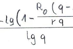 Rentendauer mit Formel berechnen