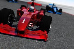 Ein Formel-1-Auto kostet viel Geld.