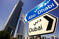 Dubai liegt in den trockenen Subtropen.