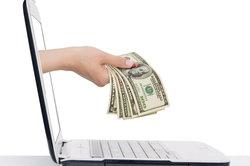 Überweisungen sind eine bequeme Zahlungsmethode.