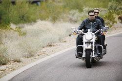 Eine echte Harley Davidson ist Kult.
