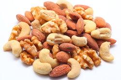 Nüsse beeindrucken mit Vitaminen und wertvollen Inhaltsstoffen.