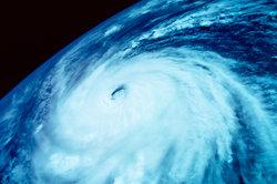 Zyklone haben eine zerstörerische Wirkung.