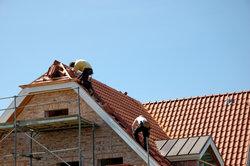 Als Dachdecker haben Sie einen relativ geringen Stundenlohn.