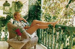 Ein Balkon kann ein kleines Paradies sein.