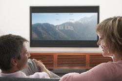 Kabelfernsehen bietet eine große Programmvielfalt.