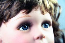 Lebensecht wirkende Puppen sind besonders schön.