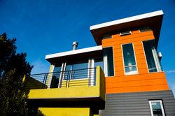 Vinylit-Fassaden haben gegenüber anderen Bausystemen deutliche Vorteile.