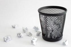 Wenn der Papierkorb vom Desktop verschwunden ist, gibt es hierfür einige Lösungen.