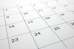 Gut, wenn Sie Ihre Kalender synchronisieren können.