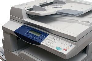 Moderne Drucker vereinen viele Funktionen.