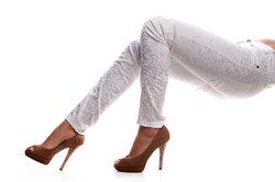 Die ideale Hose macht jede Bewegung mit - ohne zu verrutschen.