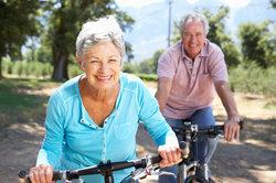 Bewegung und Sport hält die Knochen gesund.
