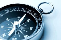 Der Kompass birgt wohl den bekanntesten Magneten im Leben.