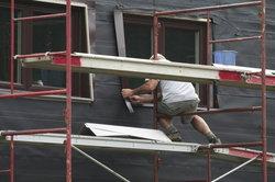 Alu-Fensterbänke gelten als unverrottbar.