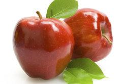 Aus Äpfeln kann man tolle Sachen backen.