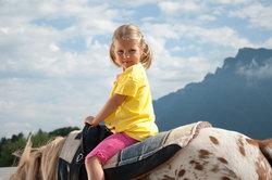 Reiten in der Schweiz gehört zu den privaten Hobbys.