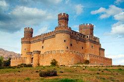 Burgen besaßen oft gleiche Aufgaben.
