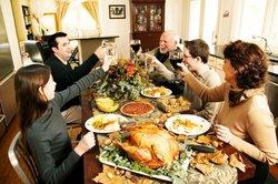 Die Jugendweihe feiert jede Familie anders.