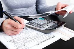 Die Kosten für eine Steuererklärung kann sehr stark variieren.