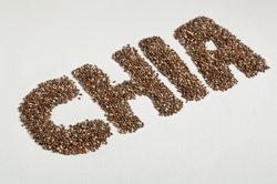 Chia-Samen sind reich an Vitaminen.