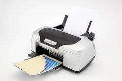 Ein Drucker soll schnell und gut drucken.