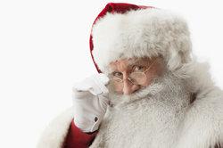 Der Auftritt vom Nikolaus muss gut geplant sein.