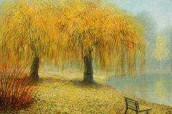 Der Impressionismus in der Malerei ist leicht zu erkennen.