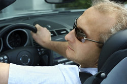 Ein Mercedes verspricht Fahrspaß.