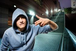 Eminem-Fans können sich Fanshirts selber machen.