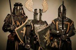 Die Kreuzzüge waren Kriege im Namen des Christentums.