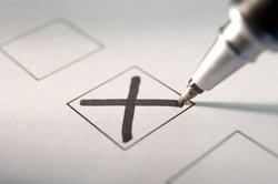 Beim Voten geben Sie Ihre Stimme.