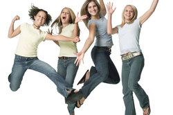 Spaß mit Freunden - aber bitteschön in Maßen