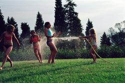 Coole Girls mögen alles, was so richtig Spaß macht.