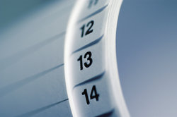 Ein Countdown hilft beim Zählen.
