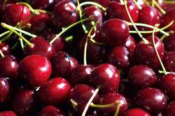 Kirschen sind gesund und enthalten viele Vitamine.