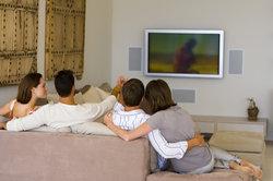 Das Bezahlfersehen garantiert die Sendung Ihrer Lieblingsfilme.