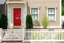 Wählen Sie eine Haustür passend zu Ihrem Haus.