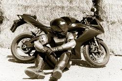 Eine Motoradtour muss gut durchdacht sein.