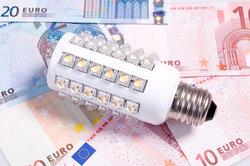 Mit LED-Beleuchtung können Sie Ihre Stromkosten senken.