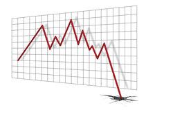Eine Rezession kann zu finanziellen Problemen führen.