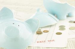Auch Privathaushalte können Insolvenz anmelden.