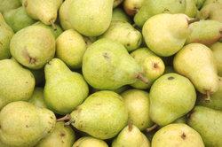 Birnen enthalten wichtige Vitalstoffe.