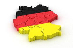 Deutschland ist nach dem Bundesstaatsprinzip geordnet.