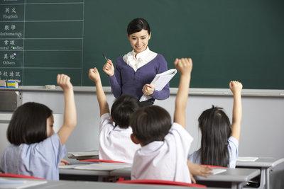 Als Abschiedsgeschenk für die Lehrerin eignet sich am besten etwas Kreatives.