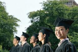 Am Studienende kann die Arbeitslosigkeit warten.