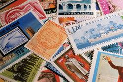 Nicht viele DDR-Briefmarken sind wertvoll.